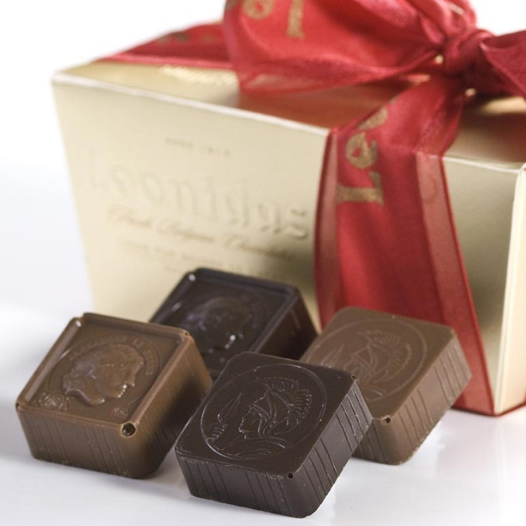 Caramel Chocolates 375gr
