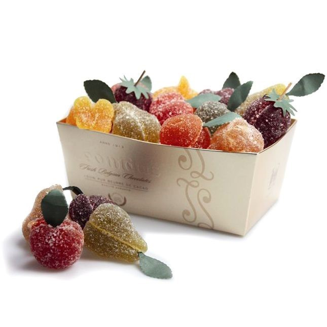 Fruits Pate 750gr