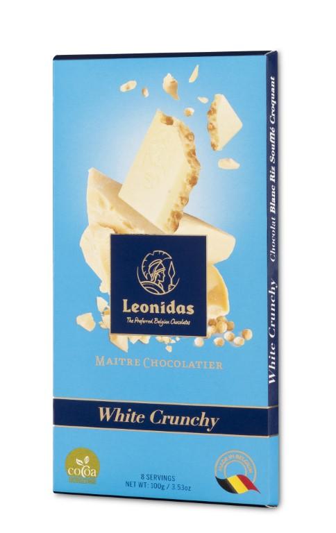 White Crunchy Chocolate