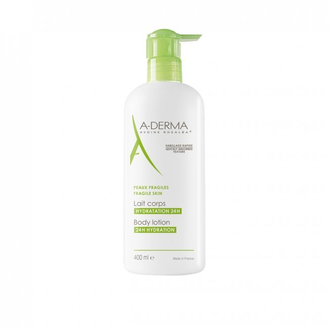 Aderma Lait Corp Hydrant LOTION 400ml