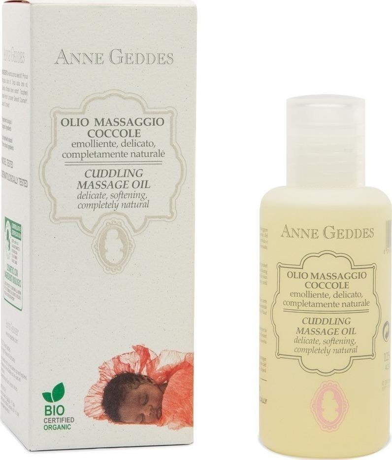 Anne Geddes Cuddling Massage OIL 125ml