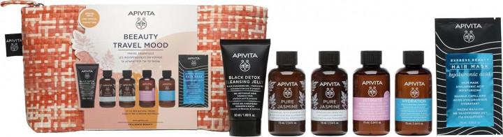 Apivita Travel Beauty Kit