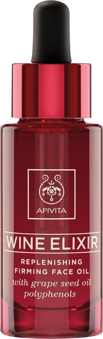 APIVITA WINE ELIXIR FACE OIL  30ml