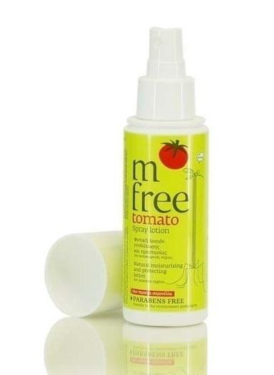 M-Free Εντομοαπωθητική Spray Lotion Tomato 80ml