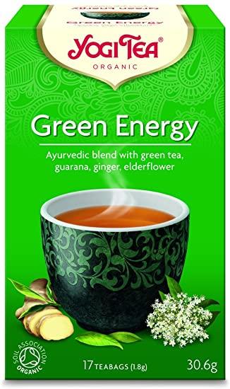 Yogi Green Energy Tea Bags 17