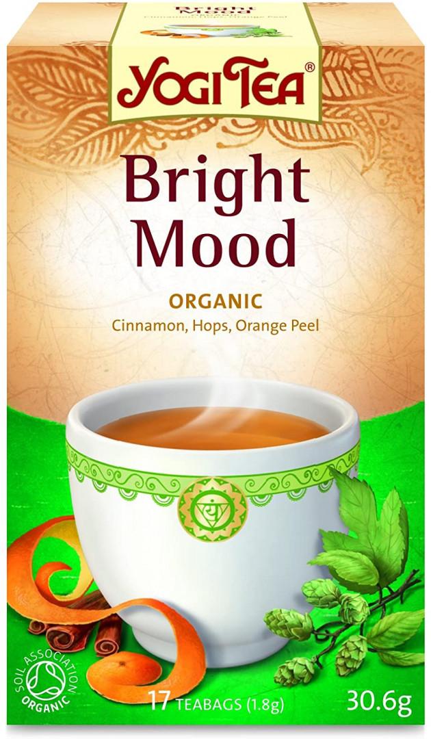 Yogi Bright Mood Tea Bags 17
