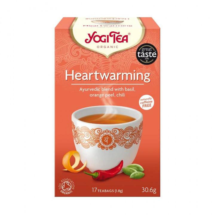 Yogi Heartwarming Tea Bags 17