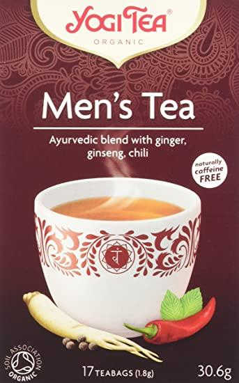 Yogi Men's Tea  Bags  17