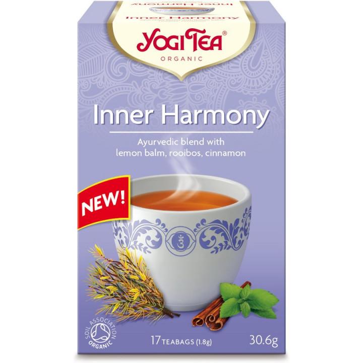 Yogi Inner Harmony Tea 17