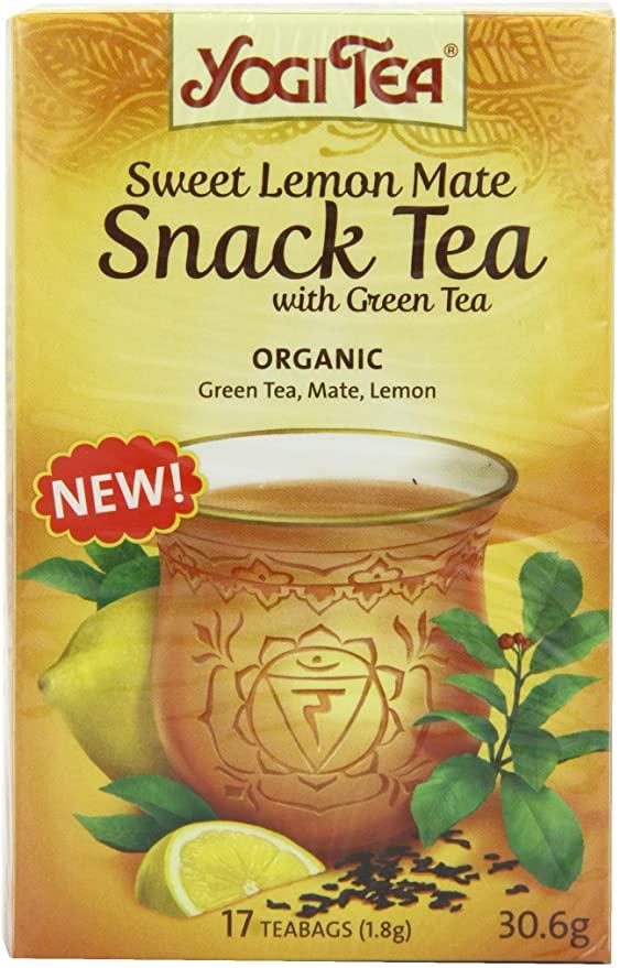 Yogi Sweet Lemon Mate Tea 17