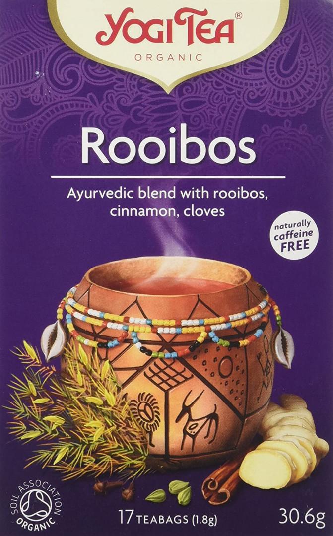 Yogi Rooibos Tea Bags 17