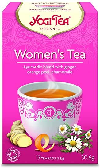 Yogi Women's Tea Sachets 17
