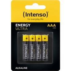 INTENSO ALKALINE BATTERIES ENERGY ULTRA AAA LR03 4PACK
