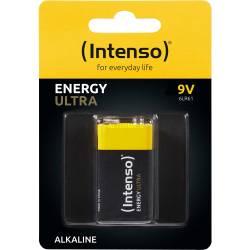 INTENSO ALKALINE BATTERIES ENERGY ULTRA 9V 6LR61 E-BLOCK 1-BLISTER