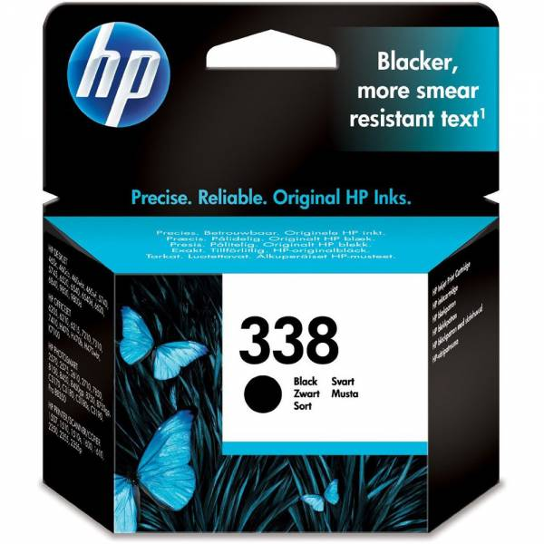 HP INK CARTRIDGE 338