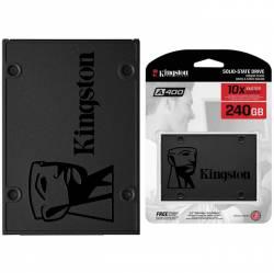 KINGSTON SSD 240GB A400 SATA 3 2.5 SA400S37/240G