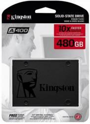 KINGSTON SSD 480GB A400 SATA 3 2.5 SA400S37/480G