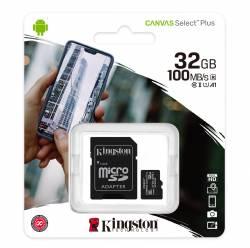 KINGSTON mSDHC CL10 32GB CANVAS SELE SDCS2/32GB