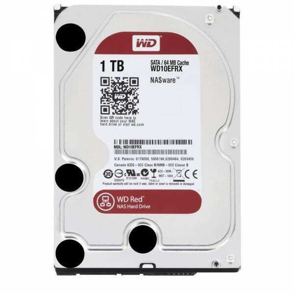 """WESTERN DIGITAL HDD 1TB 3.5"""" SATA RED"""