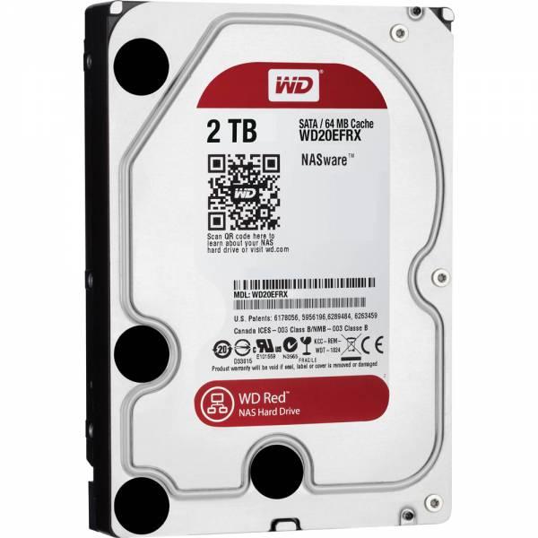 """WESTERN DIGITAL HDD 2TB 3.5"""" SATA III RED"""