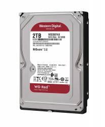 WESTERN DIGITAL HDD 2TB SATA III RED
