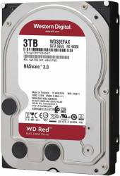 """WESTERN DIGITAL HDD 3TB 3.5"""" SATA RED"""