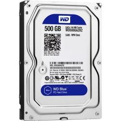 """WESTERN DIGITAL HDD 3TB 3.5"""" SATA BLUE"""