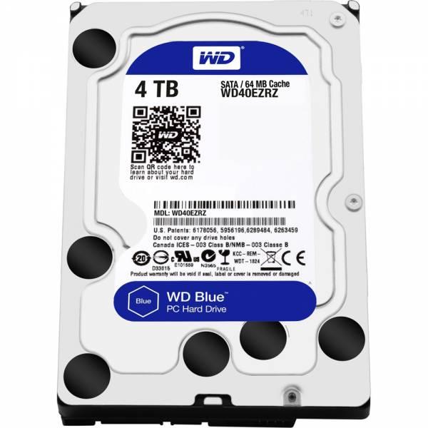 """WESTERN DIGITAL HDD 4TB 3.5"""" SATA BLUE"""