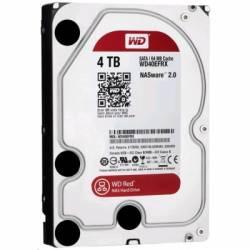 """WESTERN DIGITAL HDD 4TB 3"""" SATA RED"""