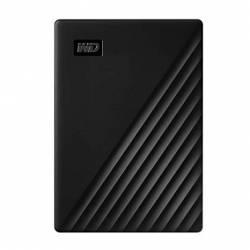 WESTERN DIGITAL HDD EXTERNAL 1TB MY PASSPORT BLACK