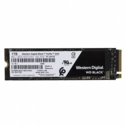 WESTERN DIGITAL SSD NVMe 1TB PCIE GEN3 BLACK