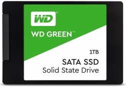 WD SSD SATA3 1TB 544/465  (GREEN