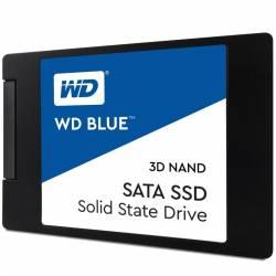WESTERN DIGITAL SSD HDD 3D 250GB  (BLUE)