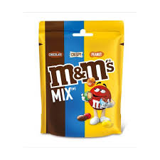 M&ms Mix Pouch 128g