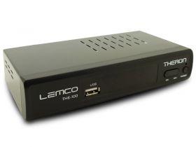 LEMCO® THE-100 DVB-T2 H.265 Receiver