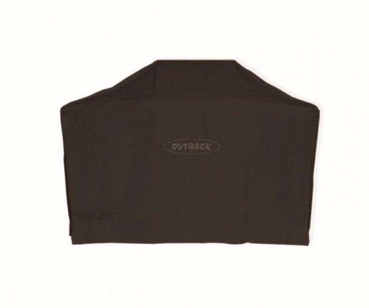 OUTBACK COVER for DIAMOND 6 Burner Black (W179,5  x  H110  x  D61)