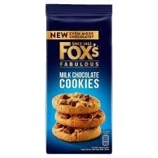 Foxs Milk Chocolate Chunkie Cookie  180g
