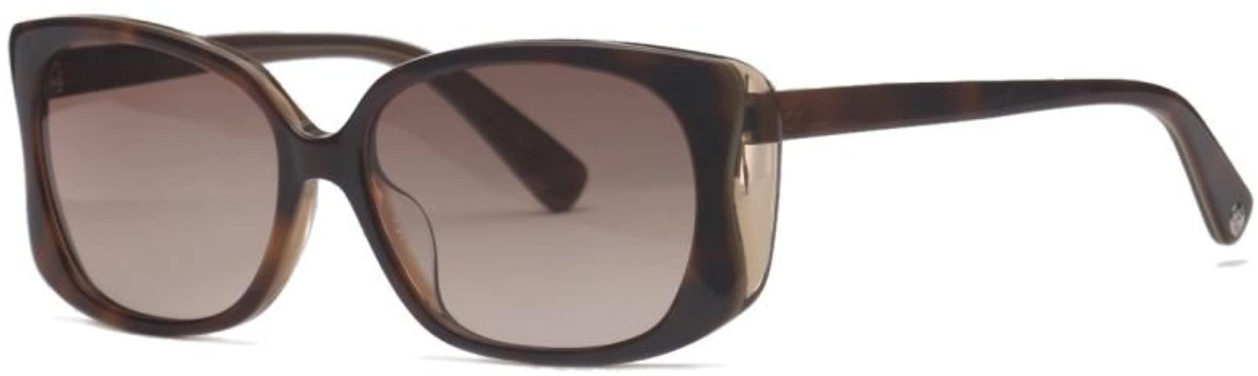 Calvin Klein CK4091S 311 Sunglasses, Brown