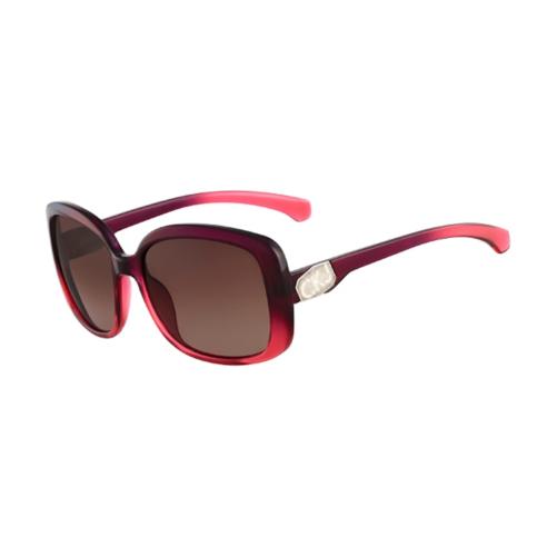 Calvin Klein Jeans CKJ720S 509 Sunglasses, Purple Gradient