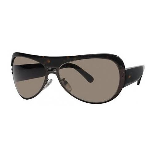 FENDI FS465 210 Women Sunglasses, Oval, Bronze Brown