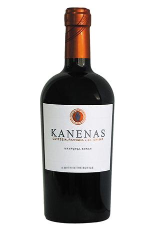 TSANTALIS KANENAS RED 75CL