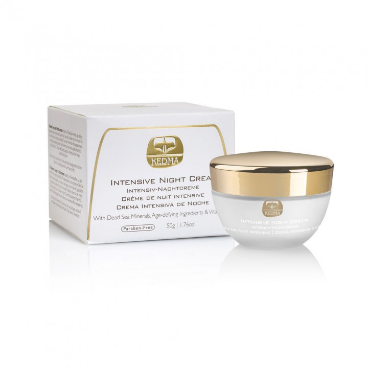 Kedma Intensive Night Cream 50gr