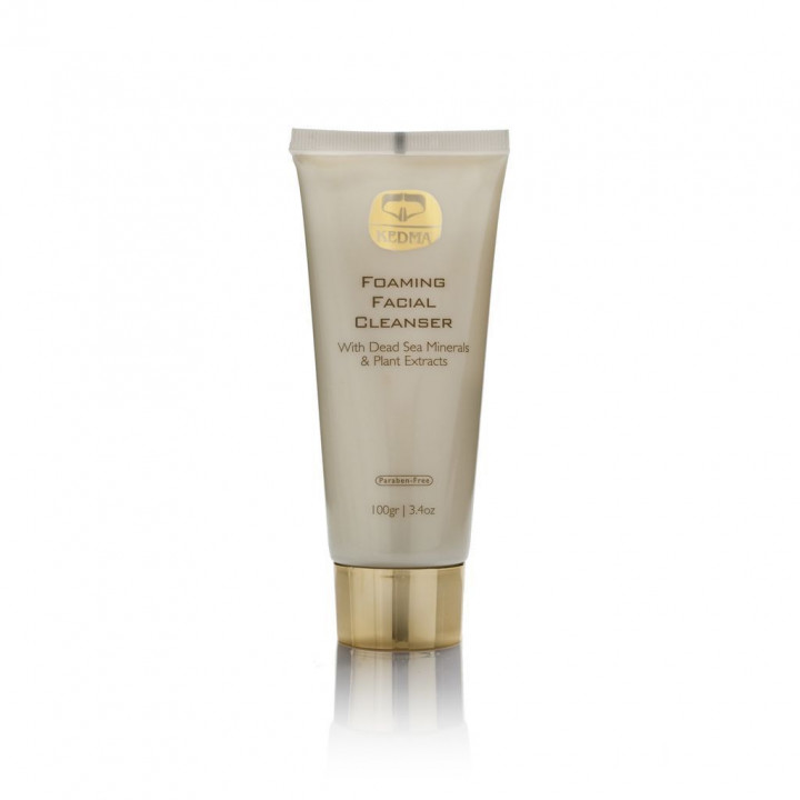 Kedma Foaming Facial Cleanser 100gr