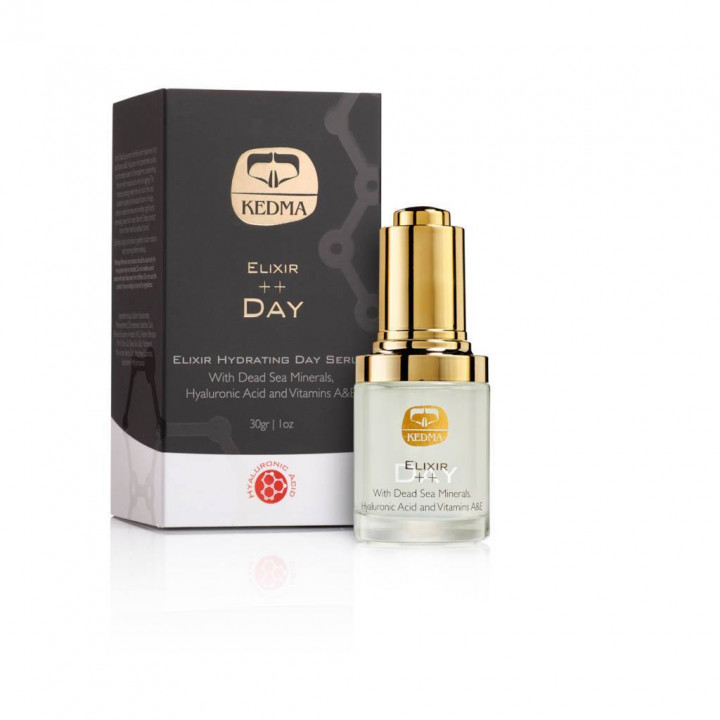 Kedma Elixir++ Hydrating Day Serum 30gr