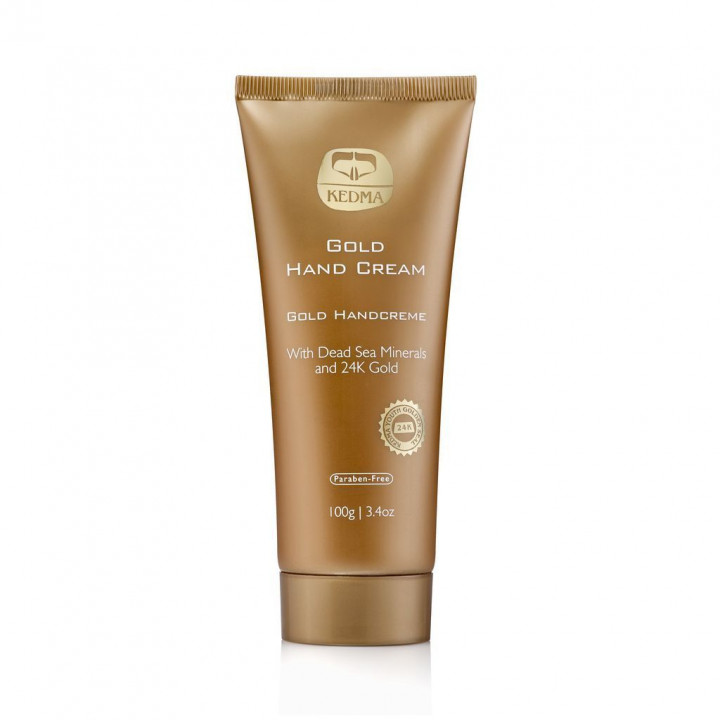 Kedma Gold Hand Cream 100gr
