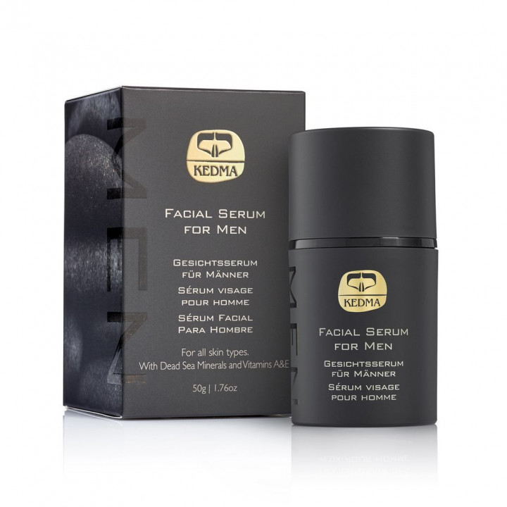 Kedma Facial Serum for Men 50gr