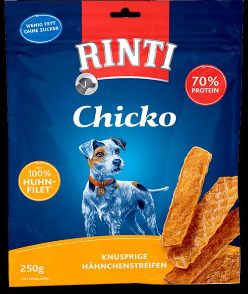 Rinti Chicko Chicken Storage Pack Bag Dog food - 250g