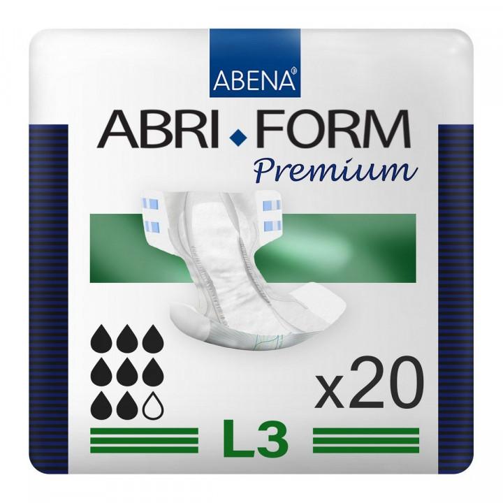 Abri-Form L3 Large x 20 pcs
