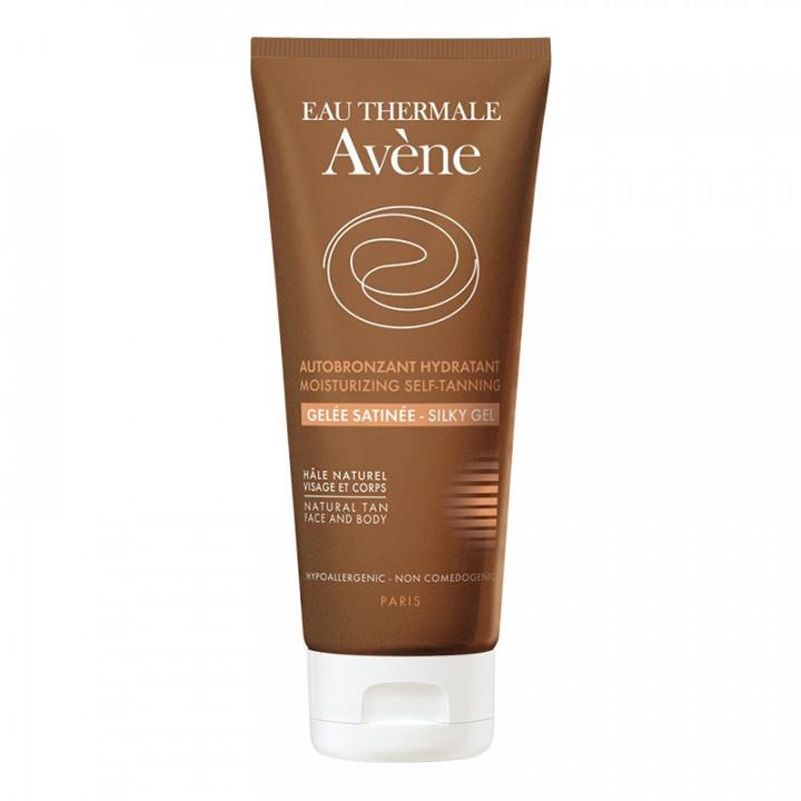 Avene Moisturizing Self-Tanning Silky Gel 100ml