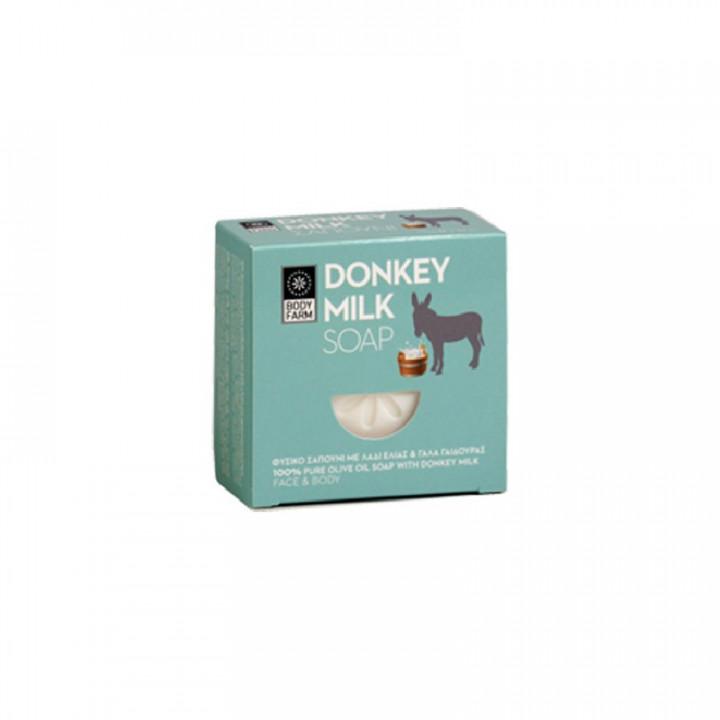 BODYFARM DONKEY MILK SOAP 110gr